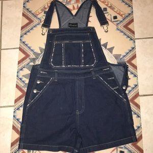 Vintage 90's overalls